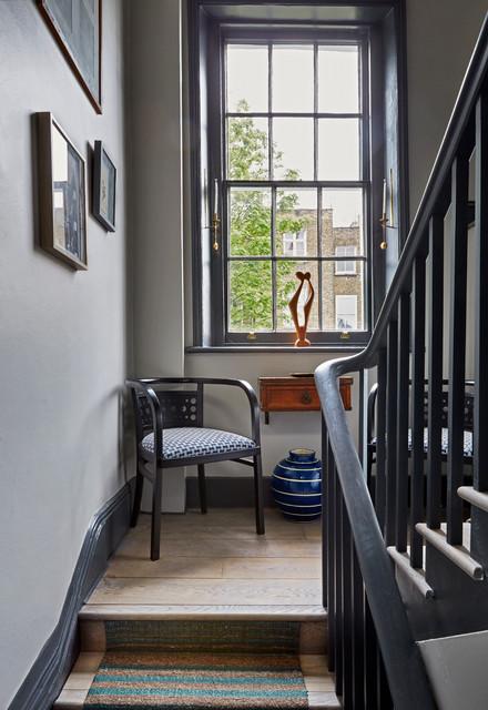 London Loft Apartment di-transizione-scale