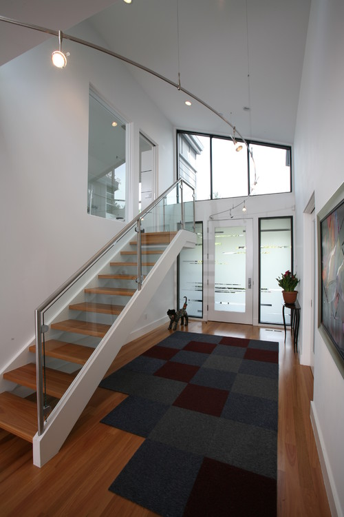 Merveilleux How Much Does A Gl Railing Cost Neville Johnson Staircases Cost This Grey  Study Has Been Designed