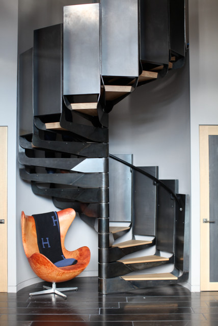 Lovell contemporary-staircase