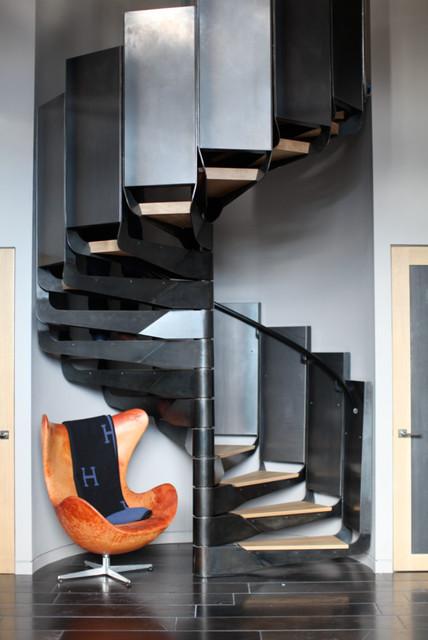 Lovell contemporaneo-escalera