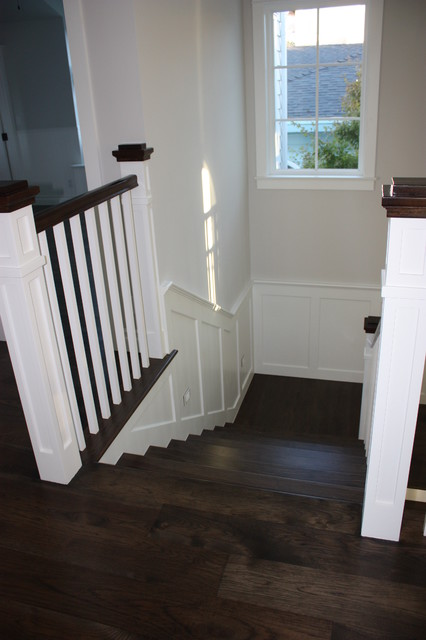 LuAnn Development traditional-staircase