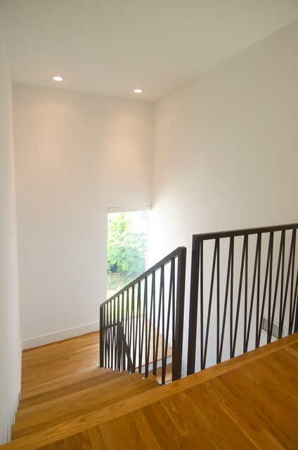 Luijckx Residence contemporary-staircase