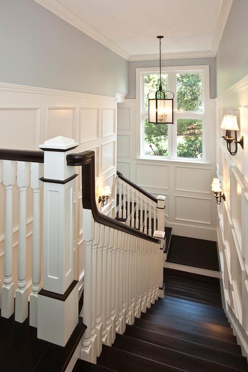 Donnau0027s Blog: Stairway Design: Wainscoting   Stair Builders Of South Florida