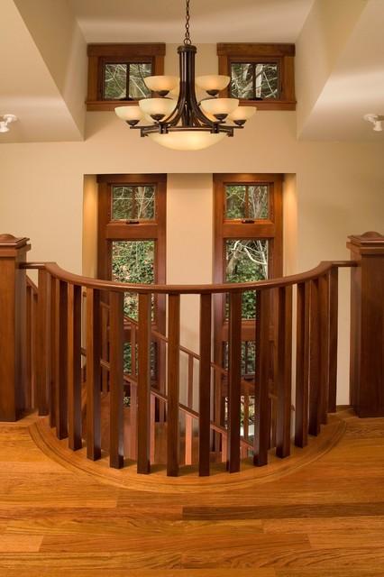 Magnolia Waterfront modern-staircase