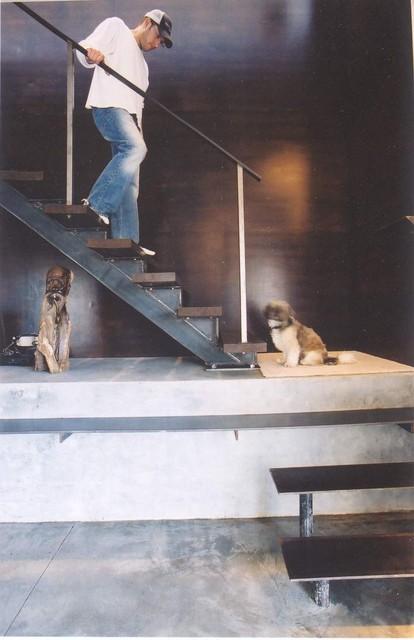 Maltman modern-staircase