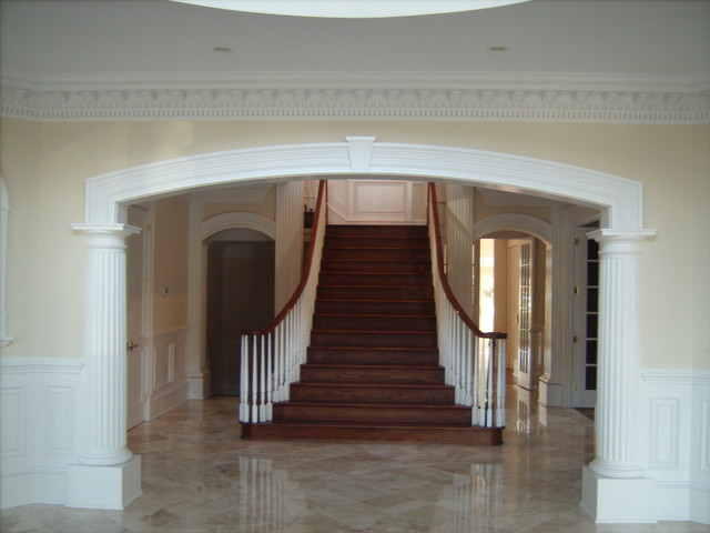 M&A I traditional-staircase