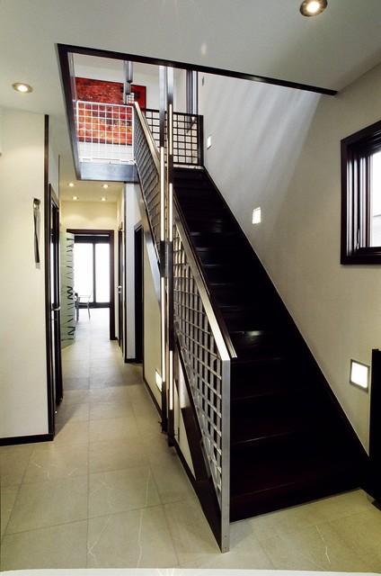 manhattan beach brooklyn ny contemporary staircase