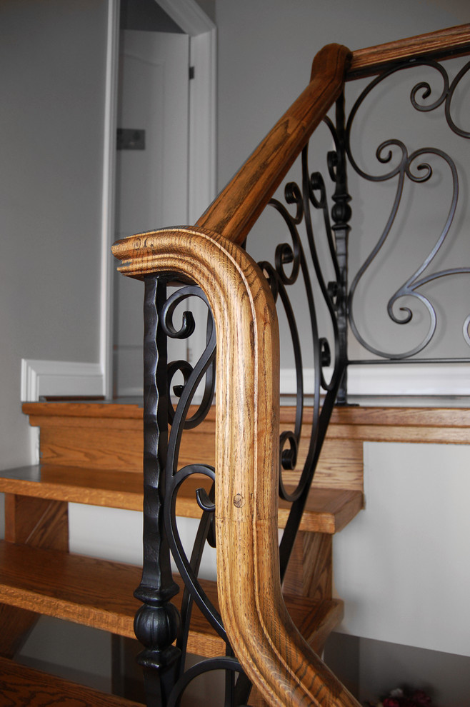 Maple Lane - Modern - Staircase - Toronto - by Deluxe ...
