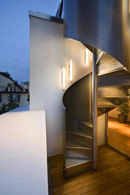Margagni Residence modern-staircase