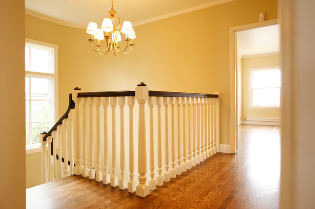 Mascheroni Construction traditional staircase