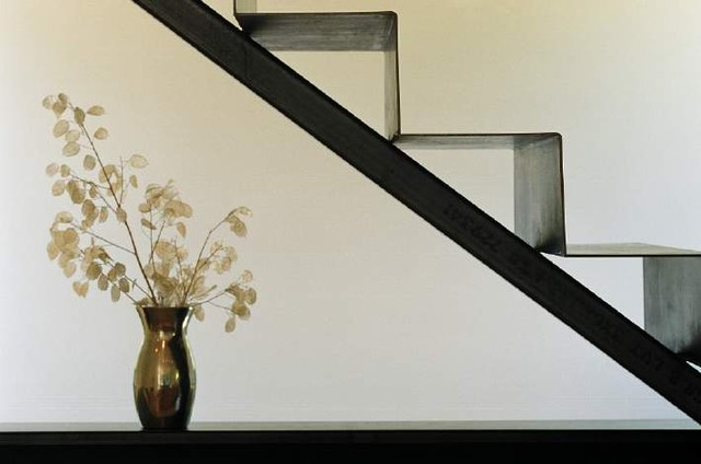 Mathieson Residence modern-staircase