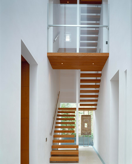 McLean Quinlan : Architecture & Design contemporary staircase