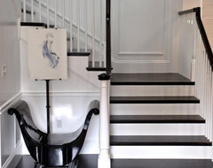 Meadow Traditional traditional staircase
