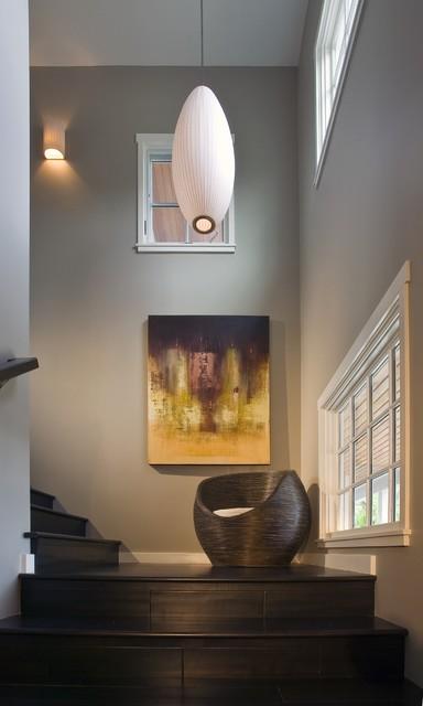 Mesa Residence contemporary-staircase