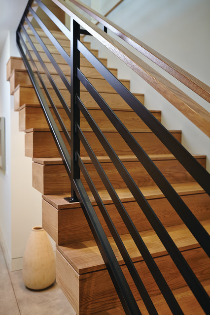 Mid-Century Modern - Midcentury - Staircase - Grand Rapids - by New ...