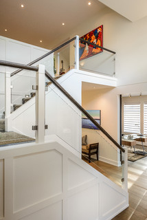 Midland monor contemporary staircase vancouver by for Bathroom decor and tiles midland