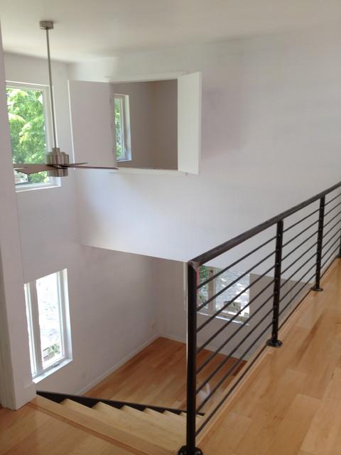 Midori on 29th modern-staircase
