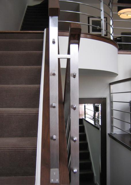 Milk Design Company staircase