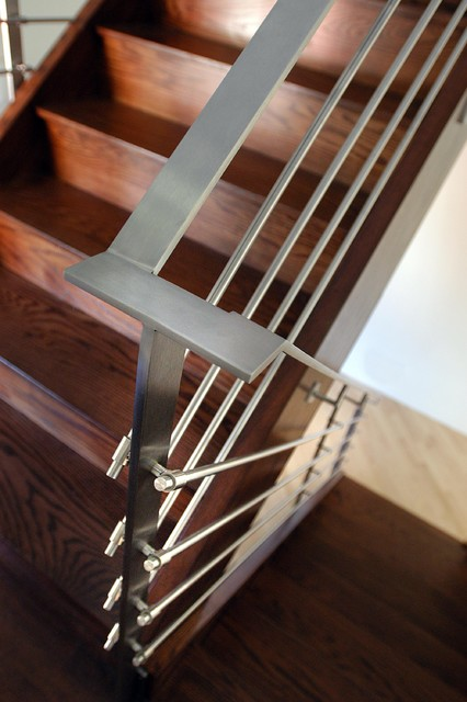 Milkdesign Modern Staircase Chicago