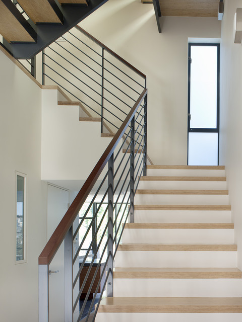 Staircase architecture  Mirabel Street Residence - Modern - Staircase - San Francisco - by ...