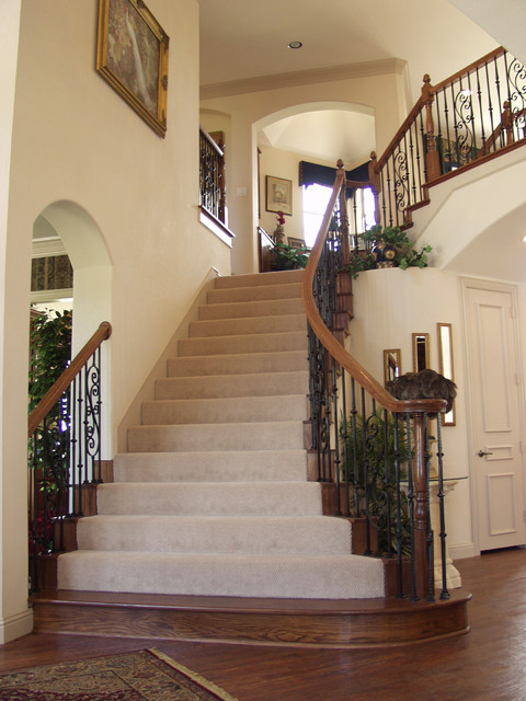 Misc Stair Jobs Traditional Staircase Other Metro