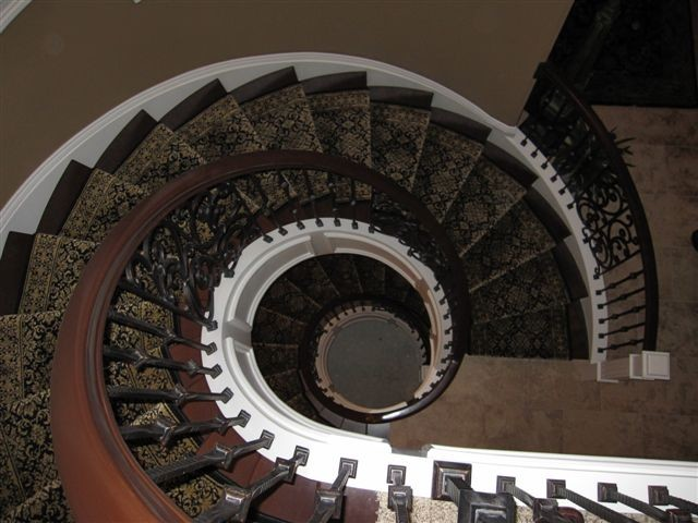 Misc stair jobs traditional-staircase