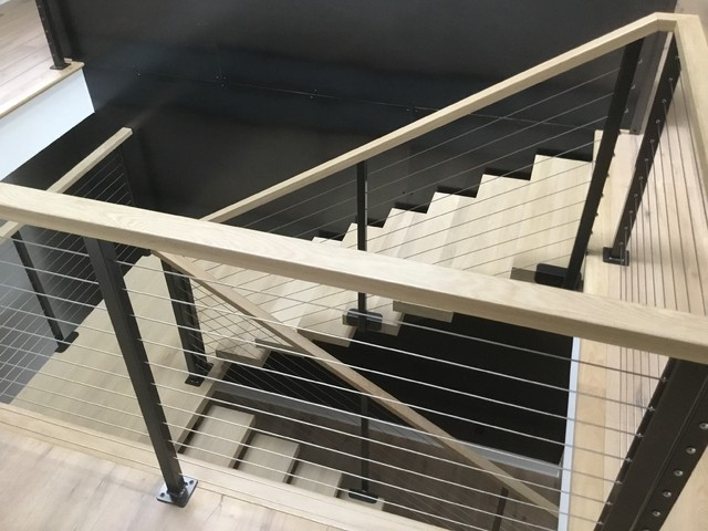 Staircase - staircase idea in Indianapolis