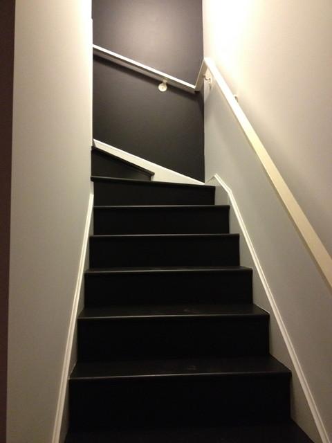 Miscellaneous contemporary-staircase