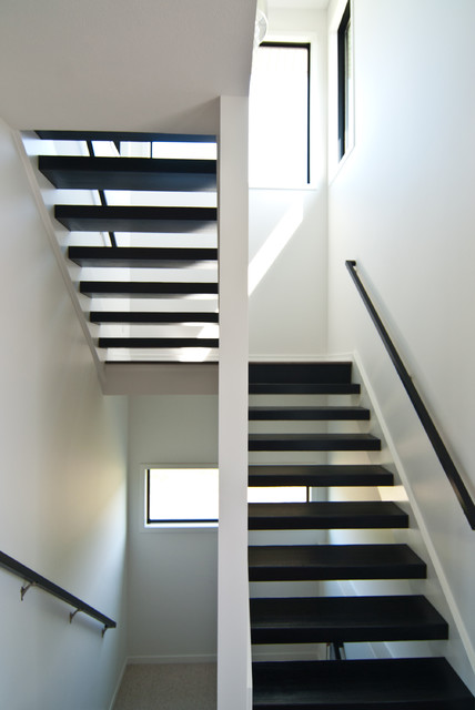 Modern Amp Contemporary Modern Staircase Grand Rapids