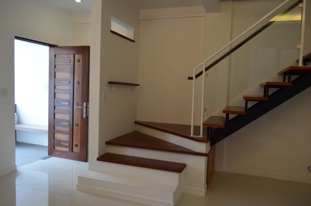 Modern Asian Duplex: Northview QC Philippines - Modern ...