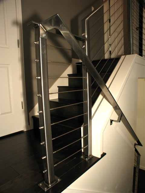 Modern Cables staircase