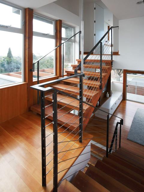 Modern Family Home Mar Vista Ca Contemporary
