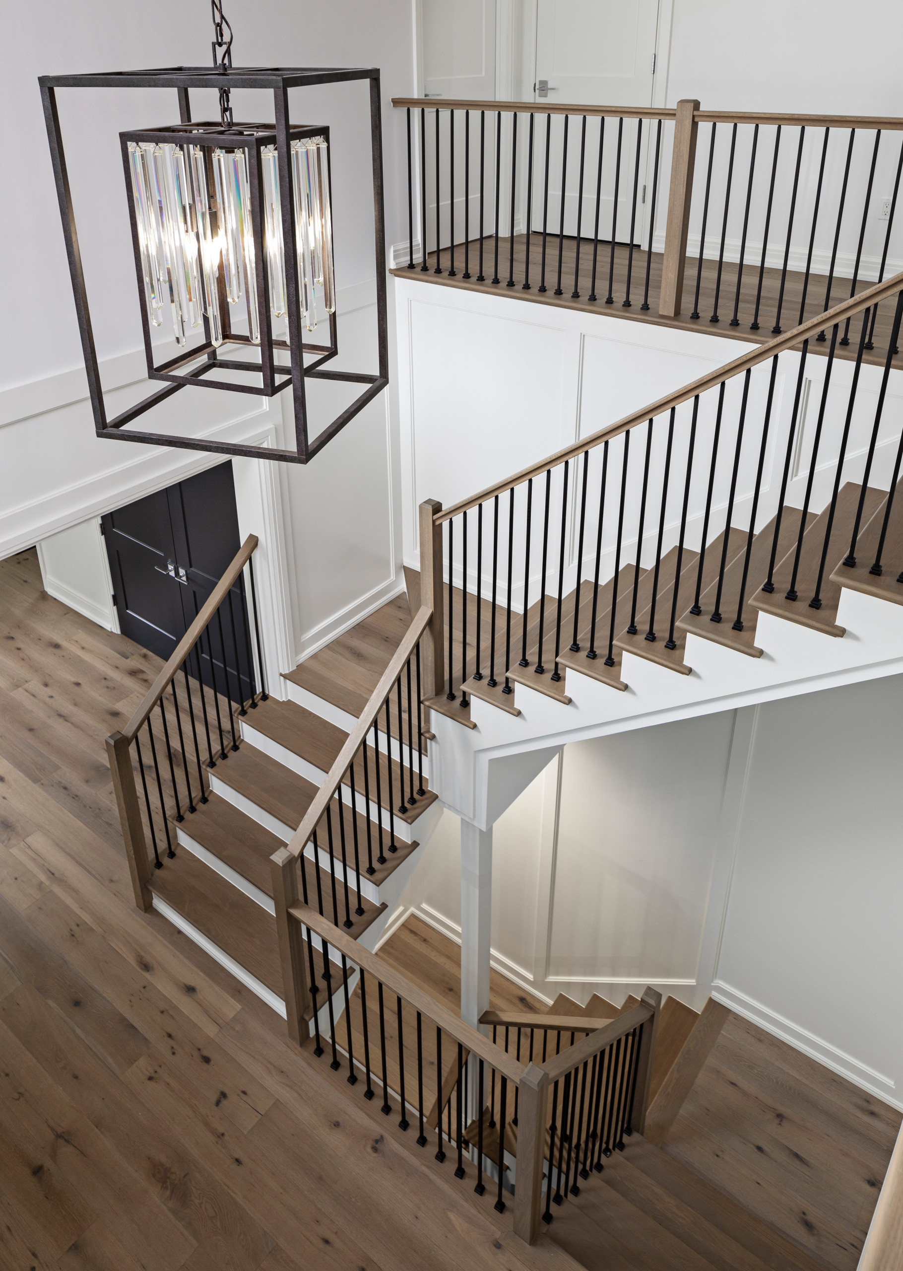 A staircase is so much more than circulation. It provides a space to create dramatic interior architecture, a place for design to carve into, where a staircase can either embrace or stand as its own d