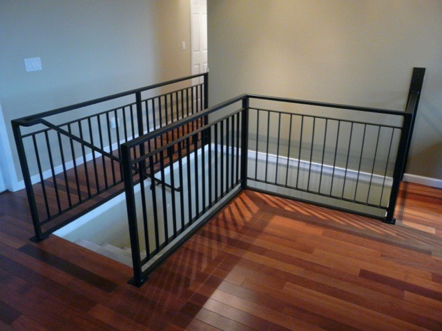 Modern Railings Vancouver - Contemporary - Staircase ...
