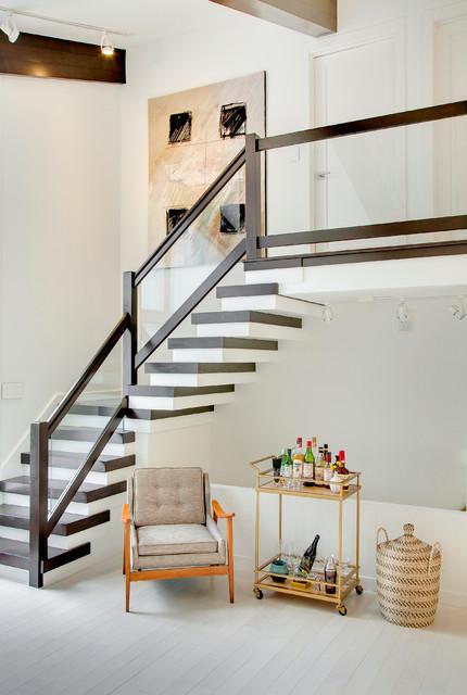 Modern Sophisticate Kitchen Amp Living Room Scandinavian