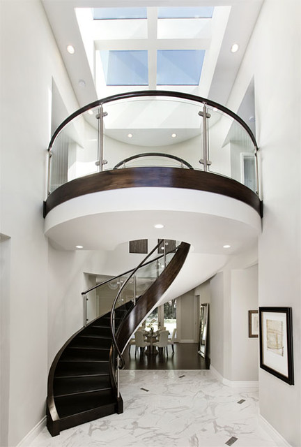 Modern Stair Contemporary Staircase