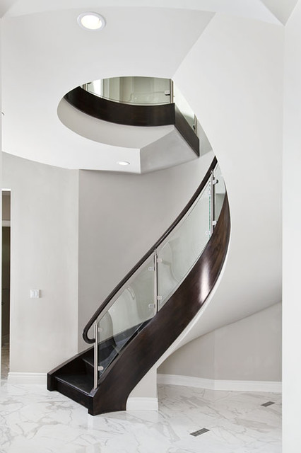 modern stair contemporary-staircase