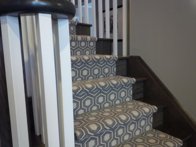 Modern Stair Runners David Hics Collection Traditional