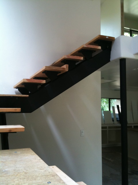 Modern Stair Well staircase