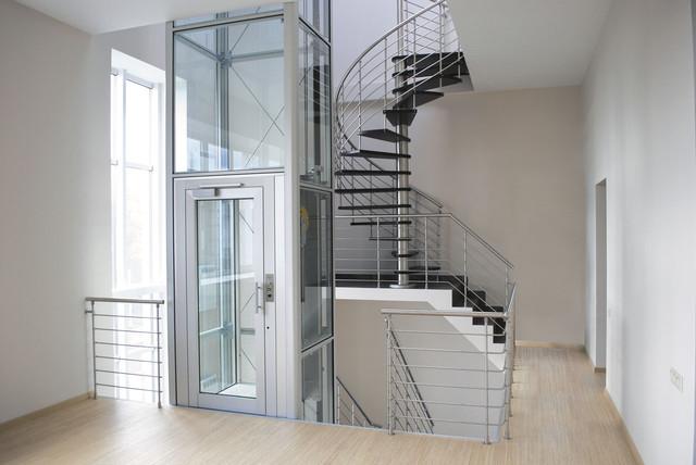 European Cabinets Design Studios Modern Staircase