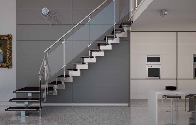 Modern Staircase Design Picture CAST Modern Staircase Modern Staircase
