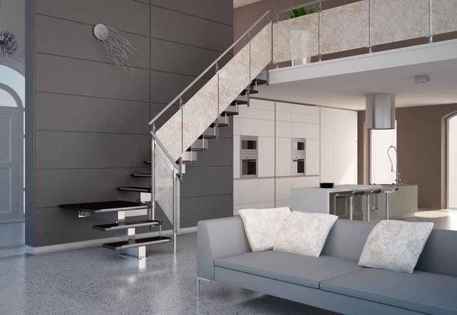 CAST - Modern Staircase modern-staircase