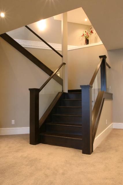Modern Stircase contemporary-staircase