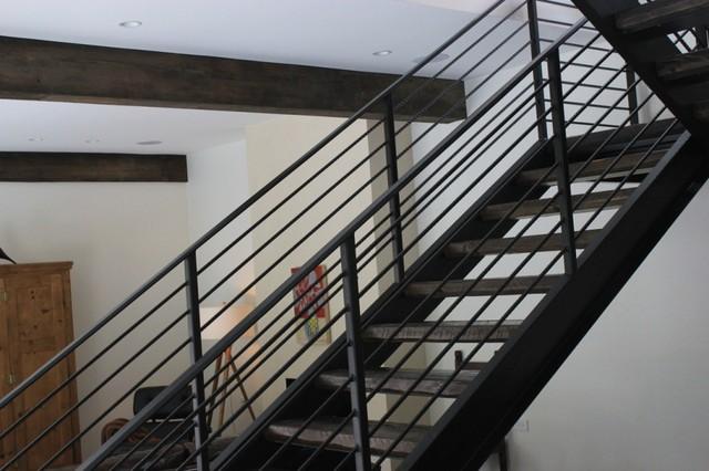 Texas Residence September 2013 modern-staircase