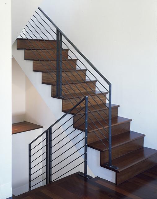 Moncada modern-staircase