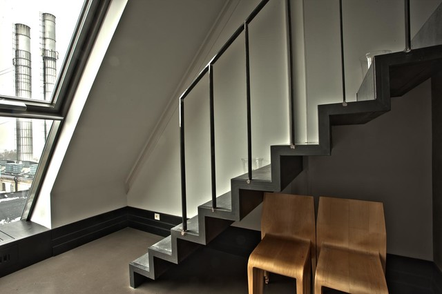 monolithic stairs