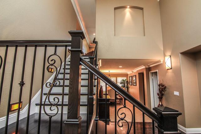 Moreno valley loft addition bonus room traditional for Loft additions