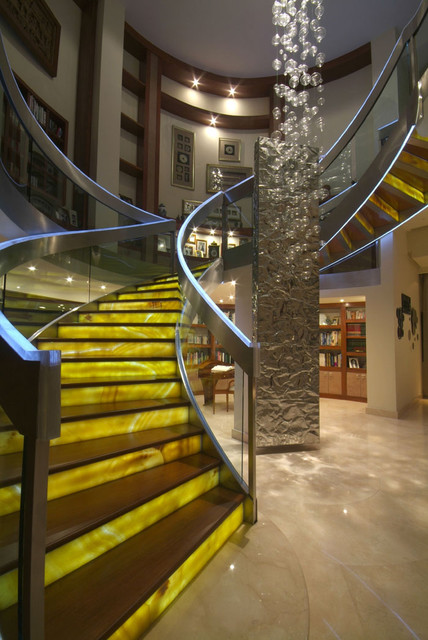 MoRo contemporary-staircase