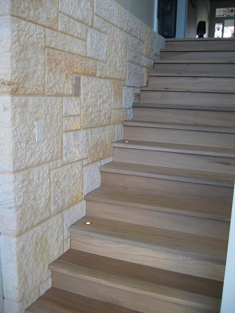 Mosman Renovation contemporary-staircase