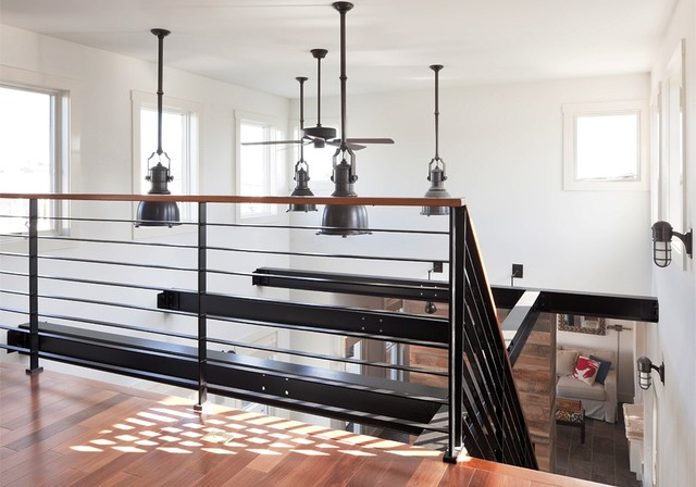 industrial by richard bubnowski design llc dining room lighting